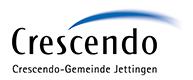 Crescendo Gemeinde Jettingen Logo
